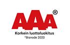 AAA-luottoluokitus